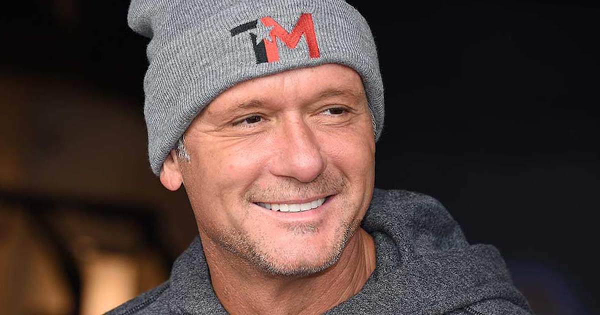 """Tim McGraw Says He Wanted to """"Make a Tapestry of Life"""" With New Album, """"Here On Earth"""""""