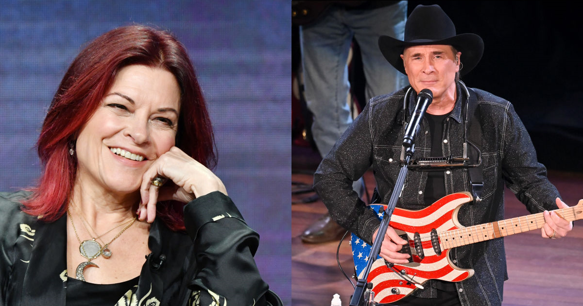 Clint Black and Rosanne Cash Find Their Roots