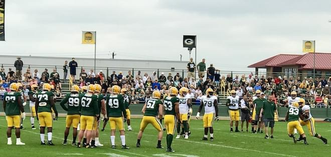 Packers: Preseason over, on to the Real Thing