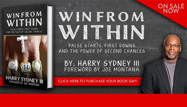 Harry Sydney; Player, Coach, Mentor, Broadcaster and now Author!