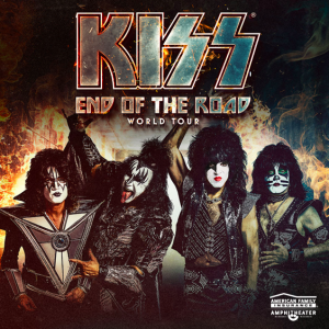 KISS – End of the Road Tour 2020 With The Fan!