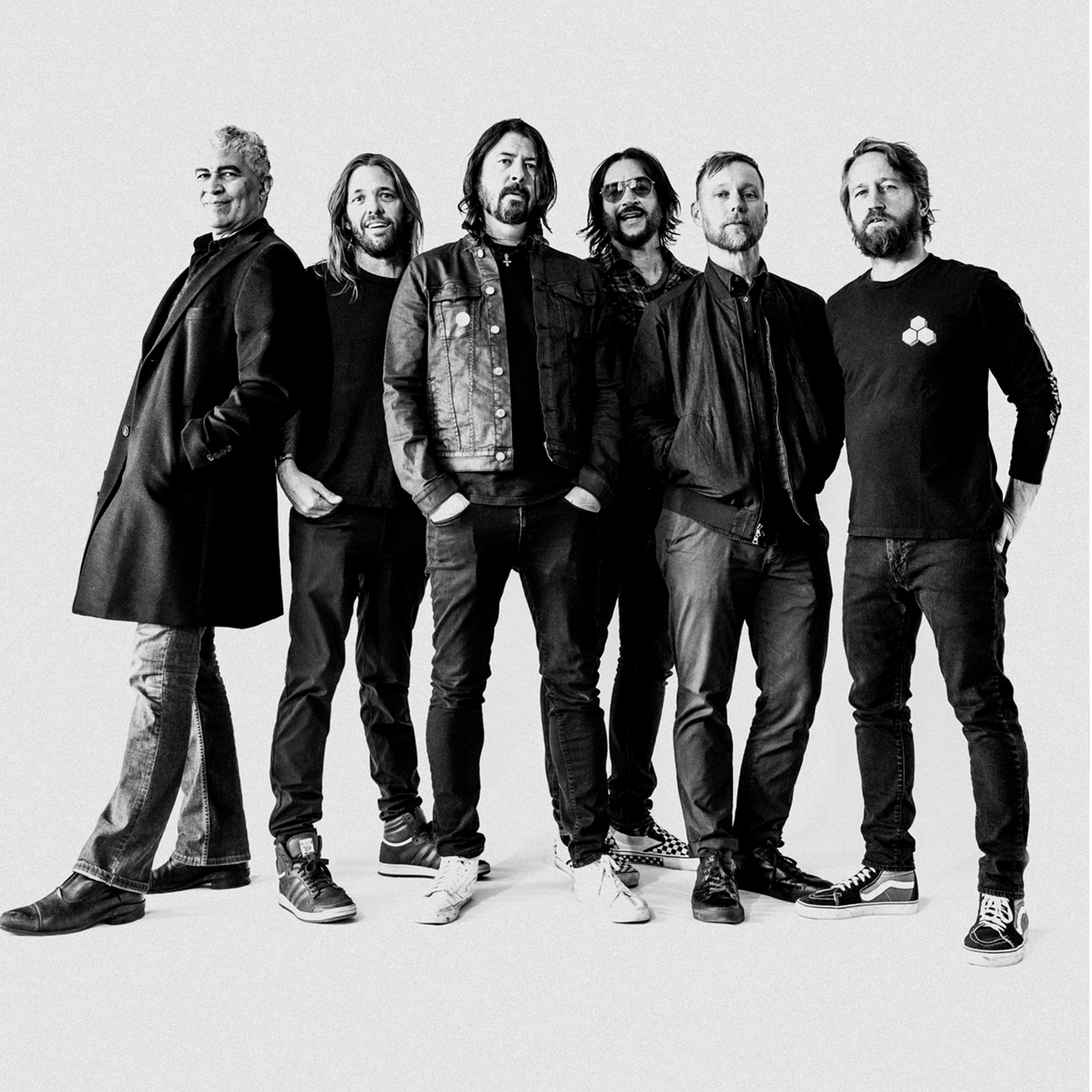 Foo Fighters are coming to The Resch Center!