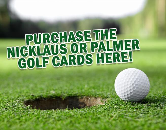 Golf Card On-Sale NOW!!!