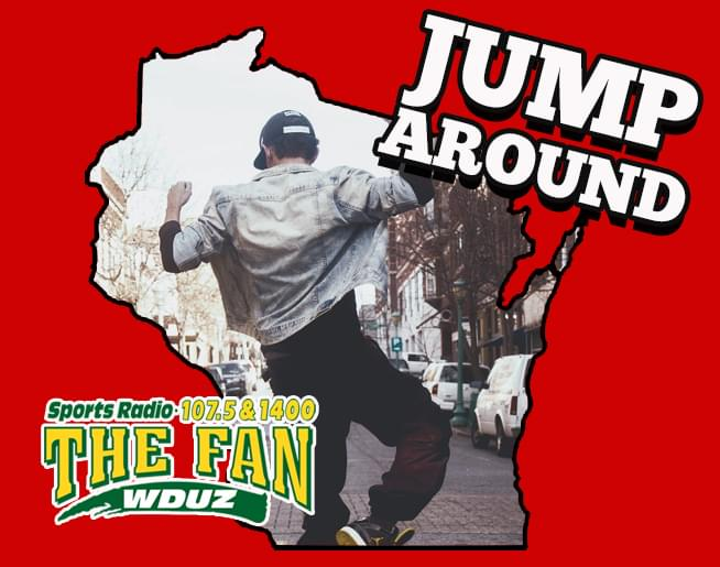 Jump Jump Jump Around with The Fan Saturday Afternoons at 3!