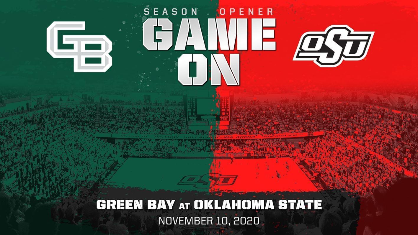 UWGB Men to open season at Oklahoma State University!