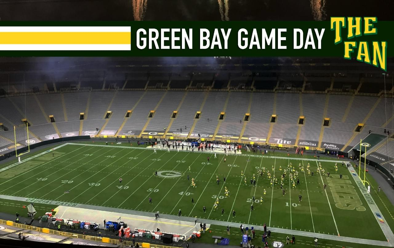 Green Bay Gameday Sunday at 9:00 on The Fan!
