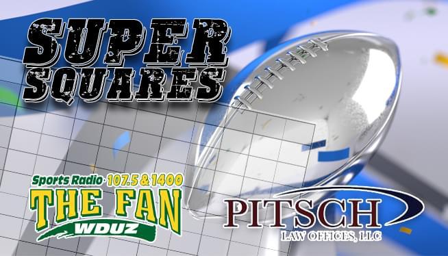 The Fan's Super Squares Contest