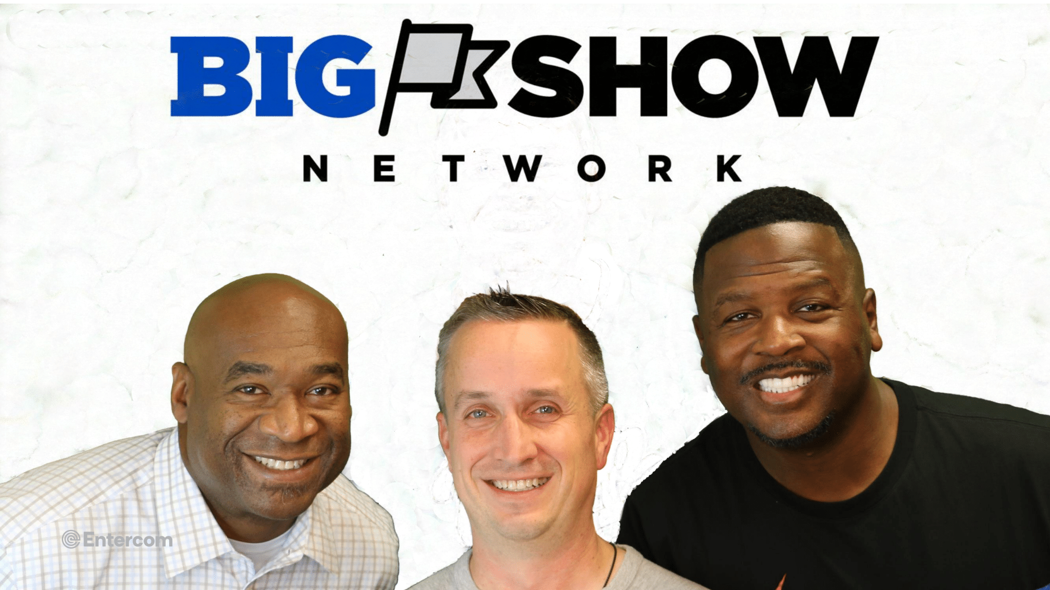 Catch The Big Show on The Fan!
