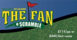 The Harry Sydney Open with The Fan Scramble is coming July 26th!