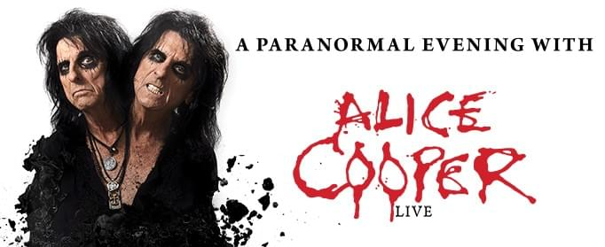 The Three Things Alice Cooper Promises All His Bandmates Includes . . . Stitches???