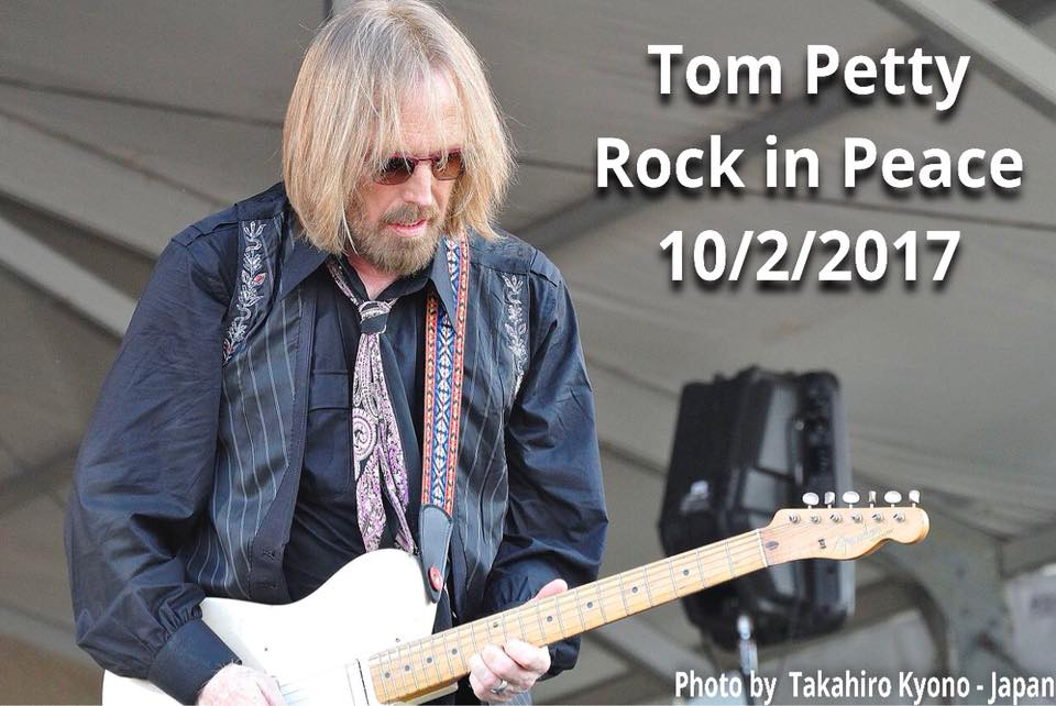 Remembering Tom Petty 1950 – 2017