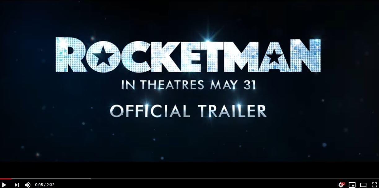 Rocketman – Official Trailer
