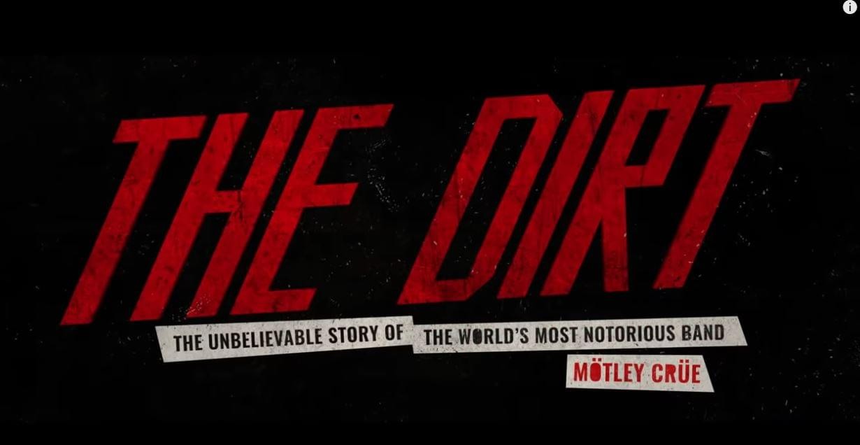 Motley Crue's first trailer for The Dirt