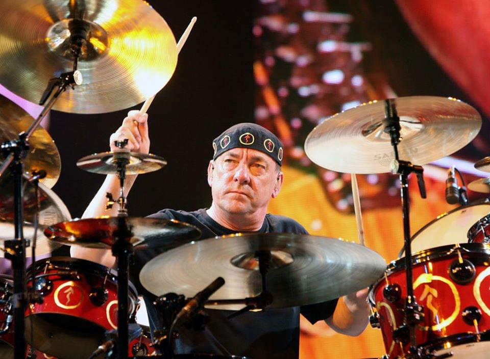 We've lost another GREAT.  Neil Peart has died.