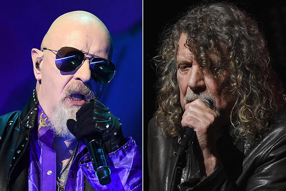 What Rob Halford Learned From Robert Plant