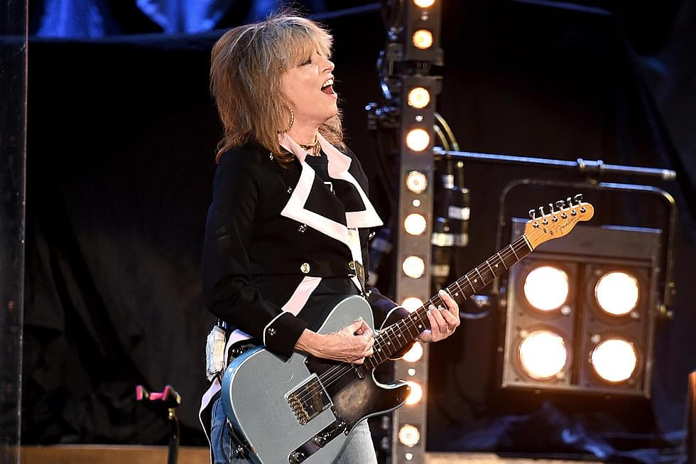 The Pretenders Have a New Track!