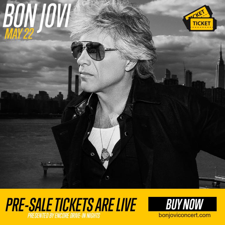BON JOVI LIVE!!!
