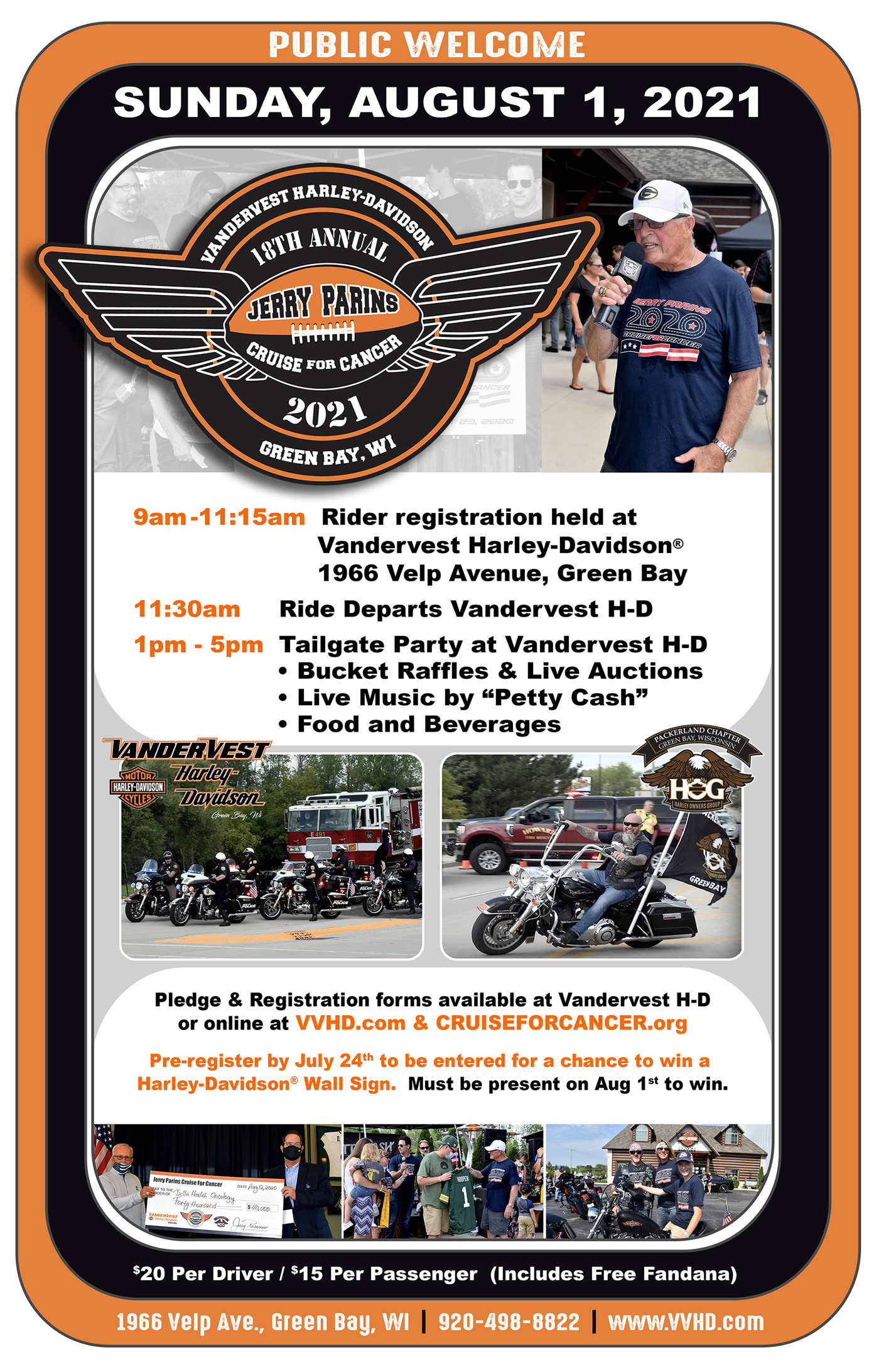 Join Us For a Great Cause. And a Great Time!