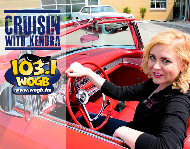 Cruisin' with Kendra: Sin City SEMA Show