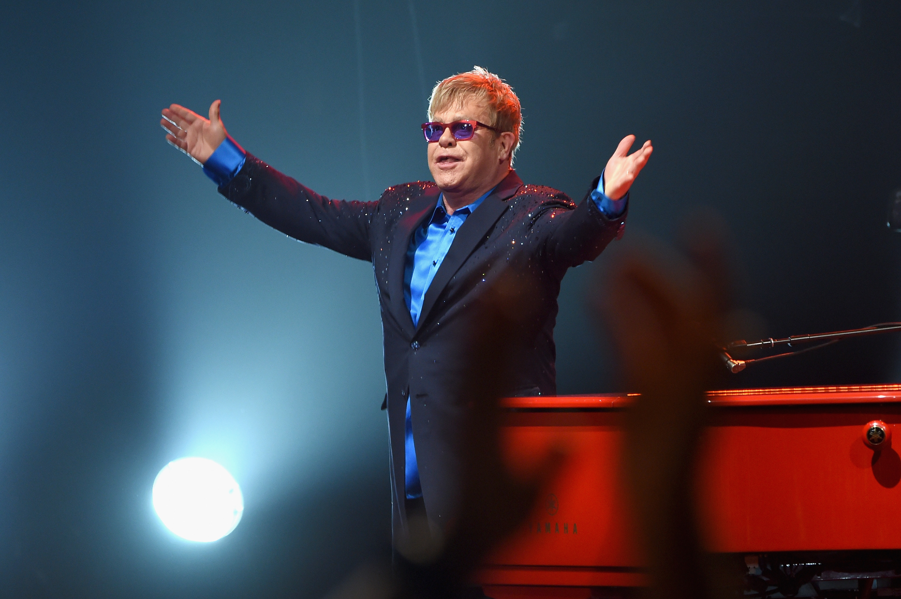 AOTM: Elton John Opens Doors for New Filmmakers