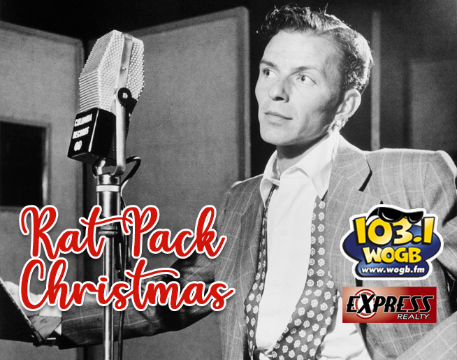 WOGB and A Rat Pack Christmas, our Artist of the Month!