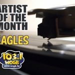 The WOGB Artist of the Month for April….The Eagles!