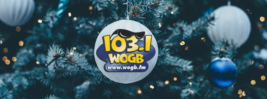 Make WOGB your home for the Holidays!