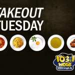 Take out with WOGB for Take Out Tuesday!