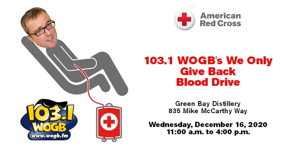 Join WOGB and Give the Gift of Life this Holiday Season
