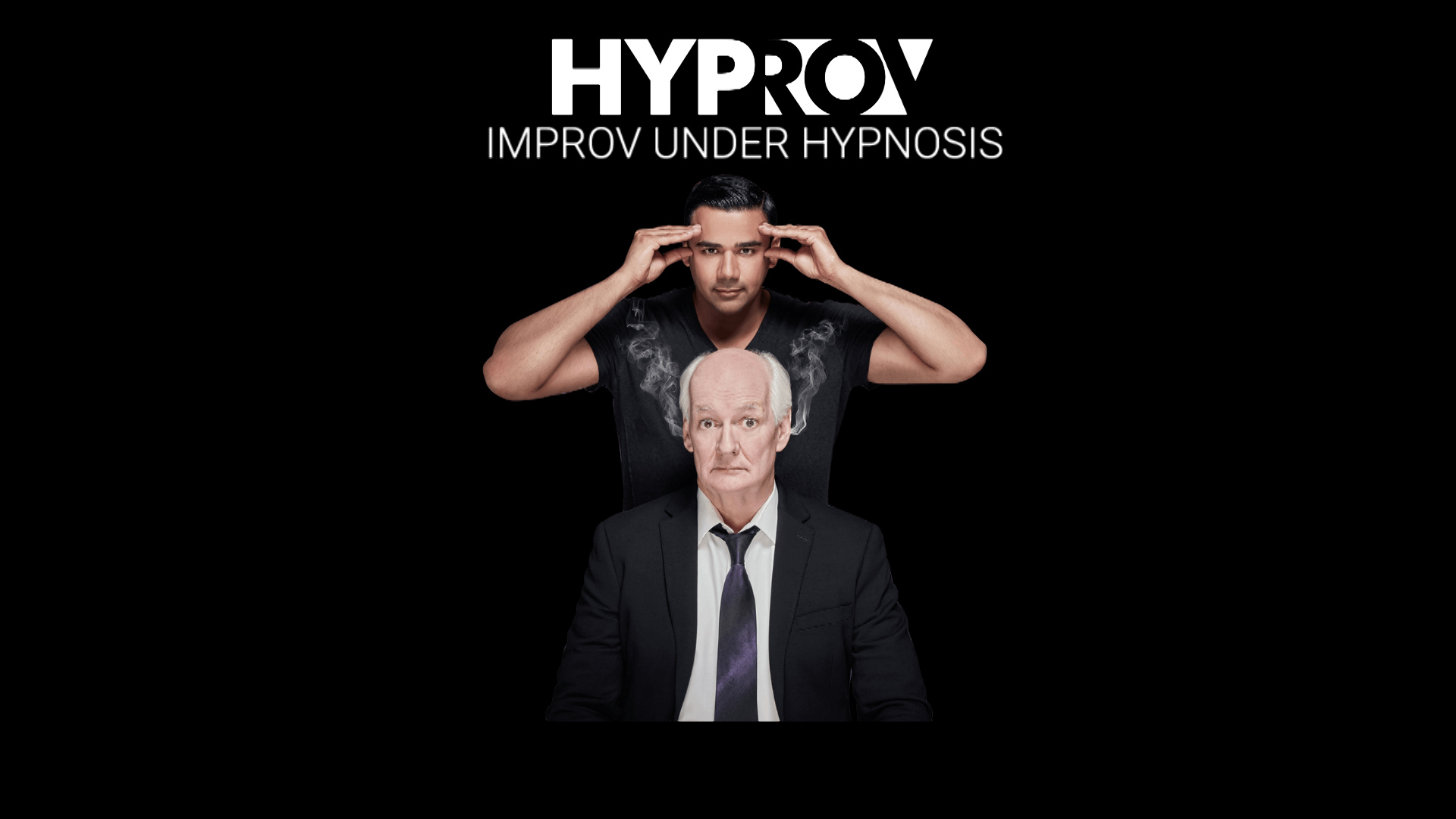 WOGB Welcomes HYPROV: Improv Under Hypnosis to the Ashwaubenon PAC!