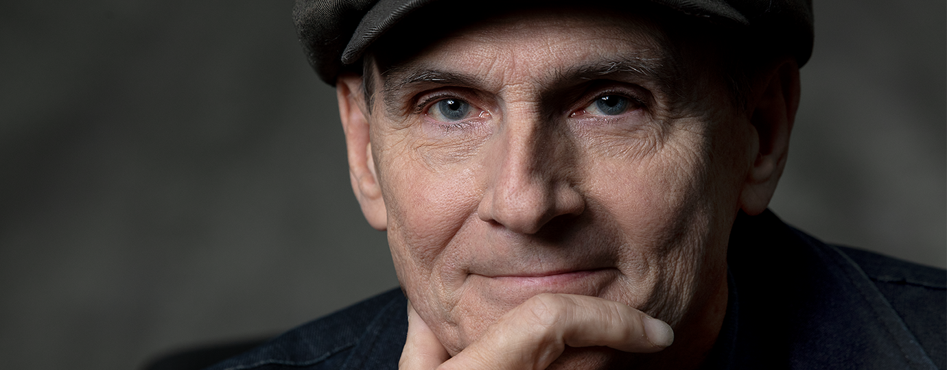 James Taylor Returns to the Resch November 30th