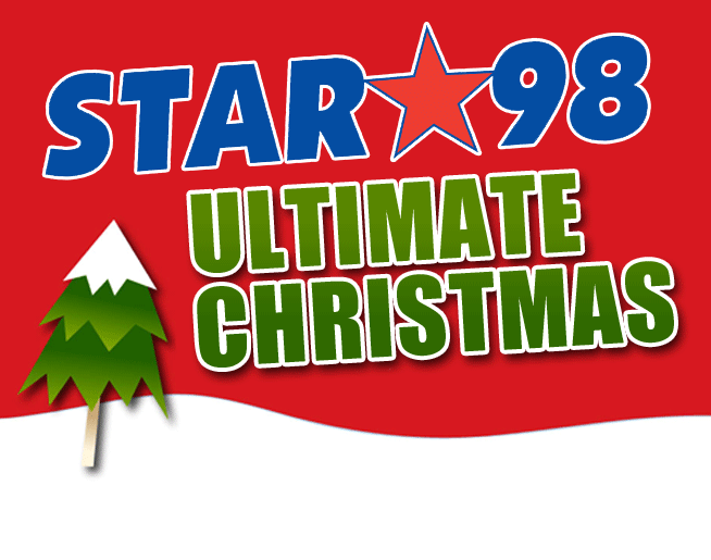 Star 98 and Diamonds and Gold Ultimate Christmas Party