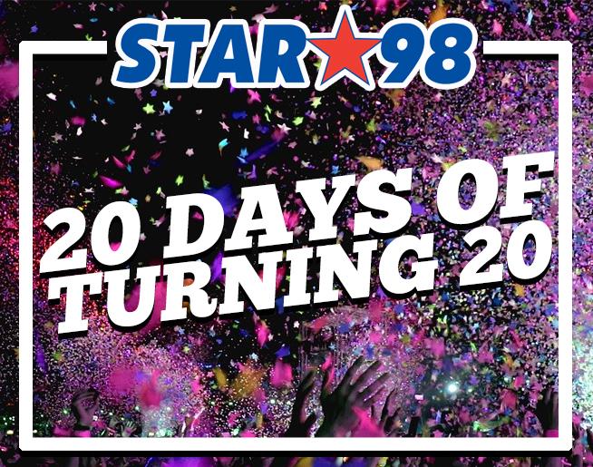 20 Days of Turning 20!