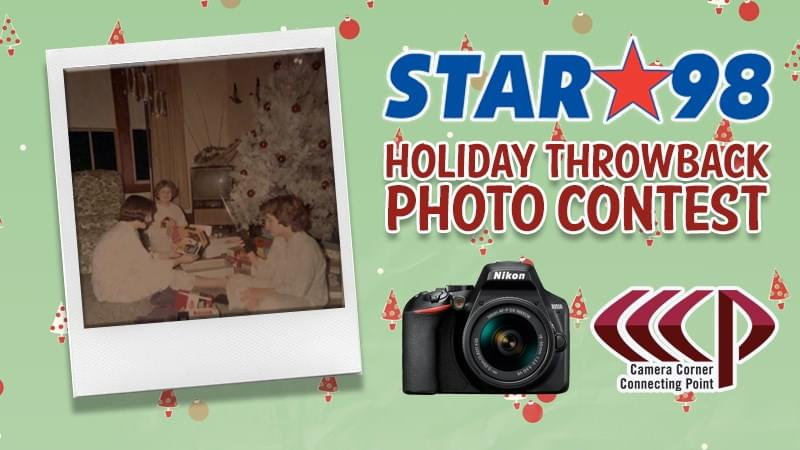 Vote NOW for your Favorite Throwback Christmas Photo HERE!
