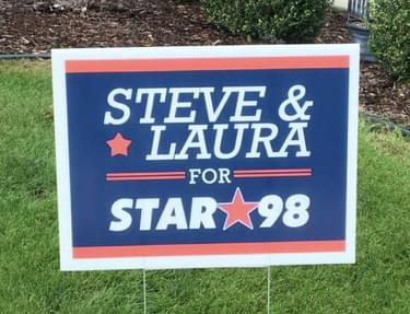 Steve & Laura will be getting their own Bobblehead this summer with the Green Bay Booyah!!