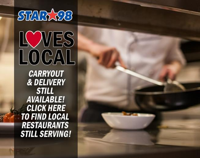Star 98 Loves Local!