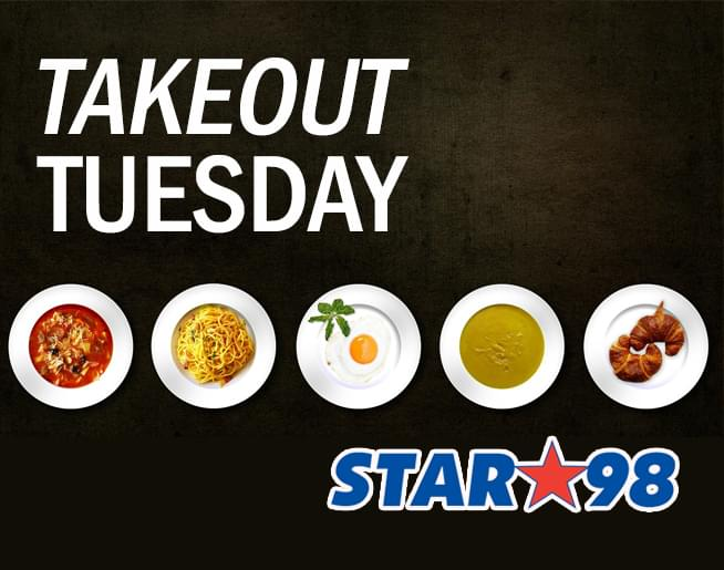 Lets Do Take out EVERY Tuesday!