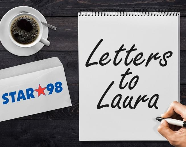 Send in your Letter for Laura!