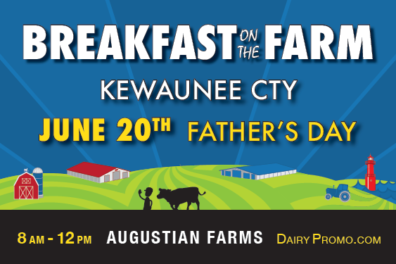 Start Fathers Day on The Farm!