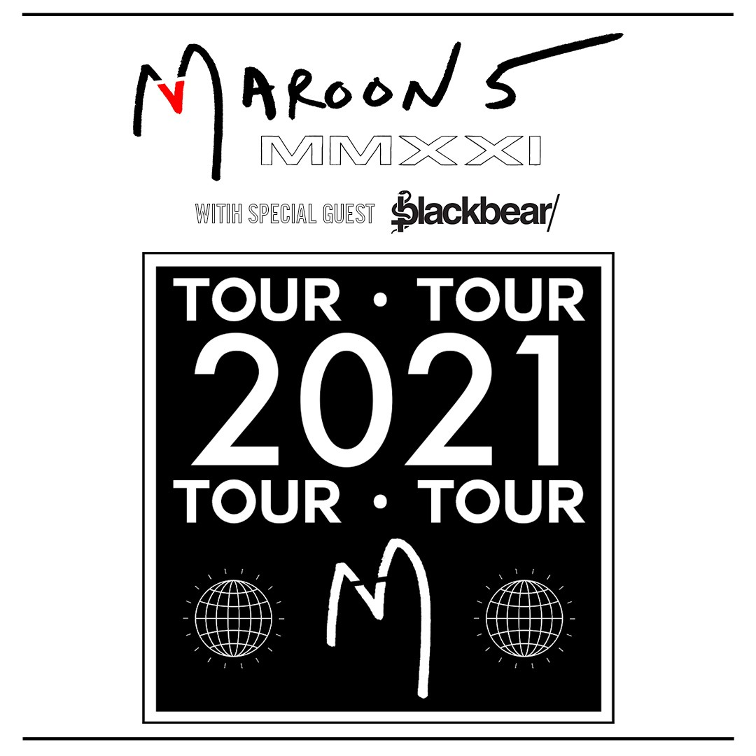 """Star 98 with Drive at """"Maroon"""" 5 Trivia to win tickets to Maroon 5!"""