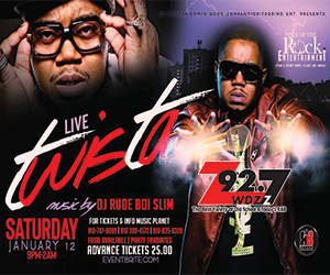 Win Twista Tickets!