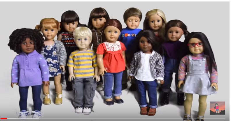American Girl Dolls coming to Chocolate Town!!