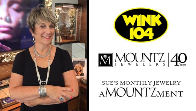 Sue's Monthly Jewelry aMOUNTZment – November