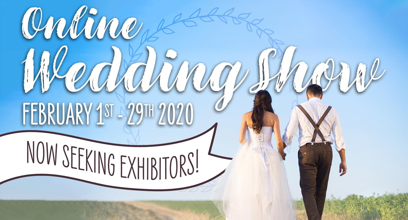 Be Part of Our Online Wedding Show 2020