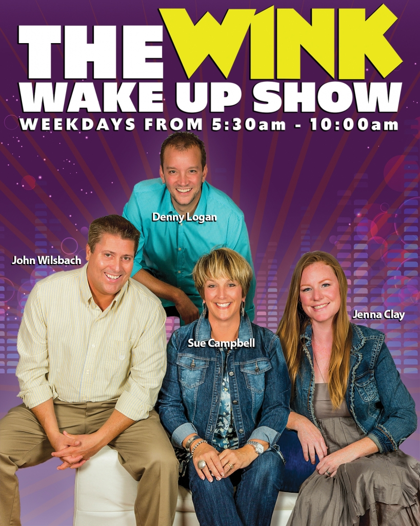 The WINK Wake Up Show