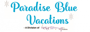 Paradise Blue Vacations