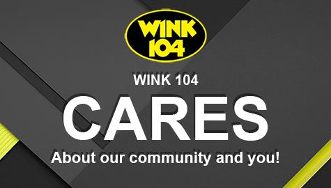 WINK 104 CARES Community Calendar!