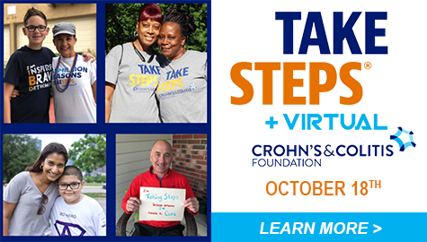 Take Steps Virtual Event