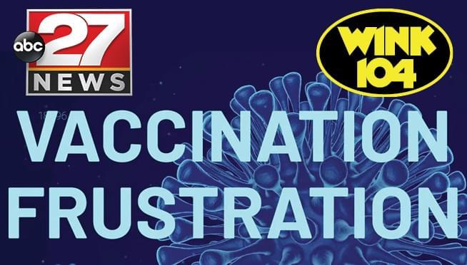 Vaccination Frustration