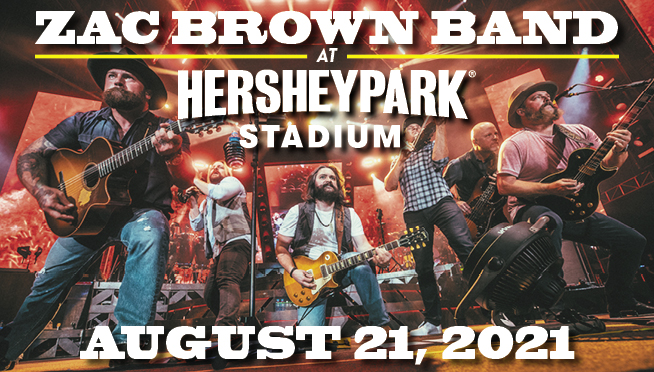 Zac Brown Band Concert – August 21, 2021
